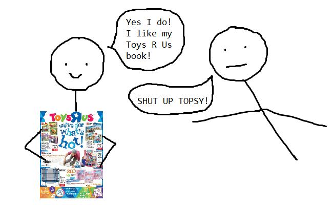 topsy catalog